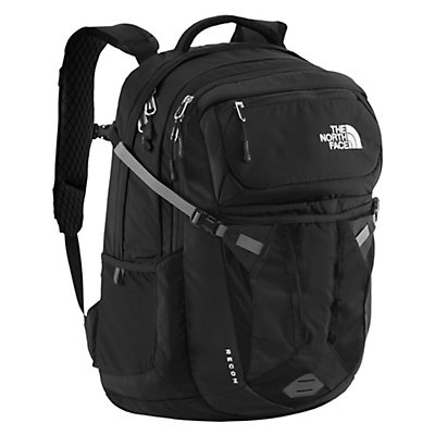 The North Face Recon Womens Backpack 2017, TNF Black, viewer
