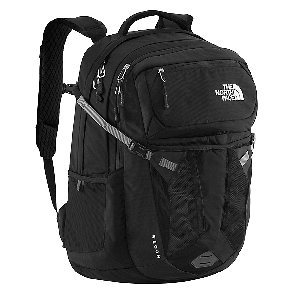 The North Face Recon Womens Backpack 2017, TNF Black, 600