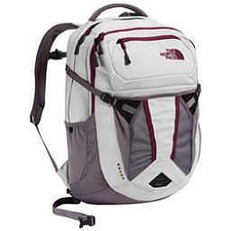 The North Face Recon Womens Backpack 2018, Vaporous Grey Light Heather-Ra, 256