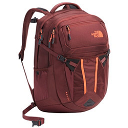 The North Face Recon Womens Backpack 2018, Barolo Red-Nasturtium Orange, 256