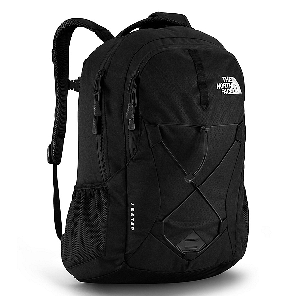 The North Face Jester Womens Backpack 2017, TNF Black, 600