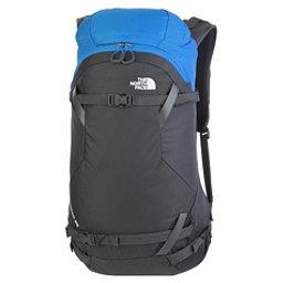 The North Face Snomad 26 Backpack 2017, Asphalt Grey-Bomber Blue, 256