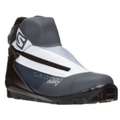 Salomon Escape 7 SNS Cross Country Ski Boots, Anthracite-Blue, medium