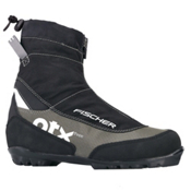 Fischer Off Track 3 NNN Cross Country Ski Boots, Black, medium