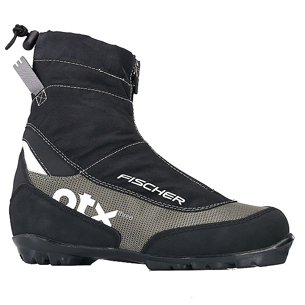 Fischer Off Track 3 NNN Cross Country Ski Boots, Black, 600