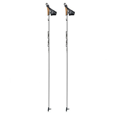Fischer RC 3 Cross Country Ski Poles, Silver, viewer