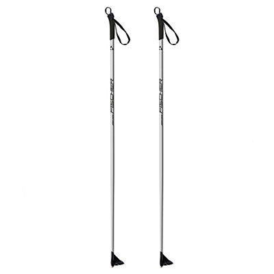Fischer Junior Fibre Junior Cross Country Ski Poles 2017, , viewer