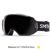 Smith Vice Goggles 2017, Black-Blackout, medium