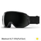 Smith Vice Goggles 2017, Black-Black-Blackout, medium