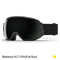 Smith Vice Goggles 2017, Black-Black-Blackout, 256