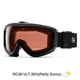 Smith Prophecy Turbo Fan OTG Goggles 2017, Black-Rc36, 256