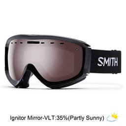 Smith Prophecy OTG Goggles, Black-Ignitor Mirror, 256