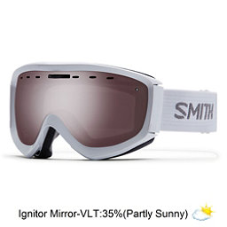Smith Prophecy OTG Goggles, White-Ignitor Mirror, 256