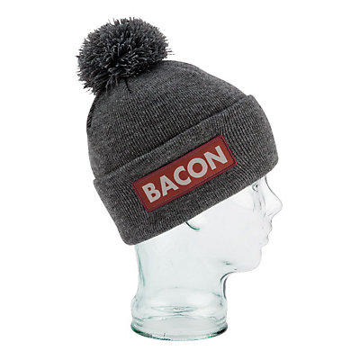 Coal The Vice Hat, Charcoal Bacon, viewer