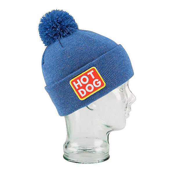 Coal The Vice Hat, Heather Royal Blue Hot Dog, 600