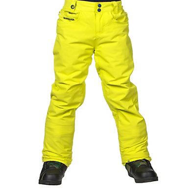 Quiksilver State Kids Snowboard Pants, Dark Denim, viewer