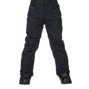 Quiksilver State Kids Snowboard Pants, Black, medium
