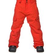 Quiksilver Mission Kids Snowboard Pants, Poinciana, medium