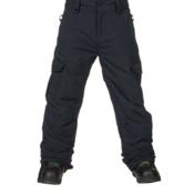 Quiksilver Mission Kids Snowboard Pants, Black, medium