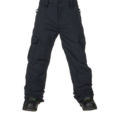 Quiksilver Mission Kids Snowboard Pants, Olympian Blue, viewer