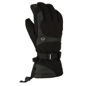 Gordini Tactic Womens Gloves, Black, medium