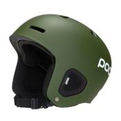 POC Auric Helmet, Realgar Green, medium