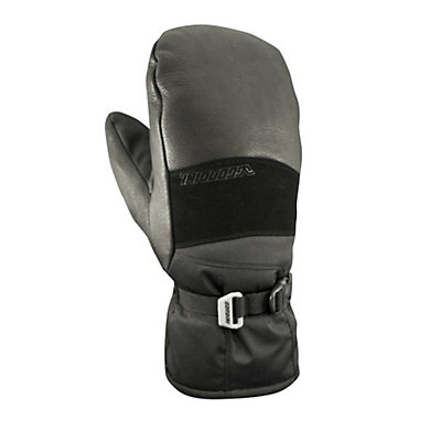 Gordini The Polar Womens Mittens, Black, viewer