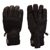 Gordini Wrangell Gloves, Black, medium