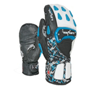 Level SQ CF Mitt Ski Racing Mittens, Royal, medium