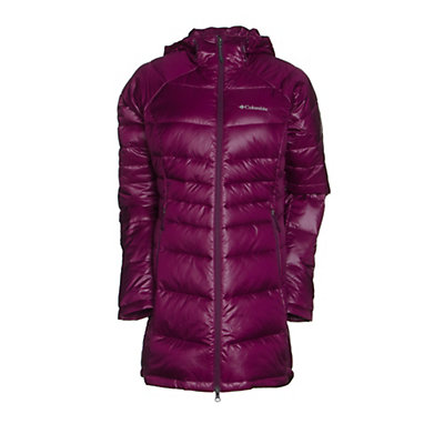 Columbia Gold 650 TurboDown Radial Mid Womens Jacket, , viewer