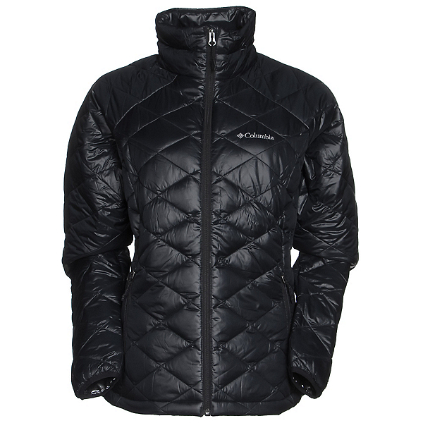 Columbia Trask Mountain 650 TurboDown Womens Jacket, Black, 600