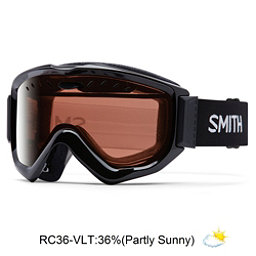 Smith Knowledge OTG Goggles, Black-Rc36, 256