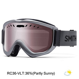 Smith Knowledge OTG Goggles 2017, Graphite-Rc36, 256