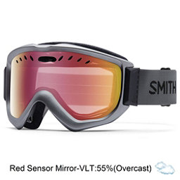 Smith Knowledge OTG Goggles 2017, Graphite-Ignitor Mirror, 256