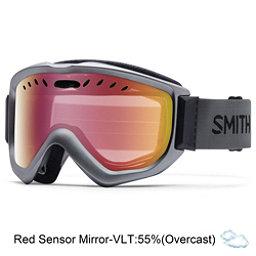 Smith Knowledge OTG Goggles, Graphite-Ignitor Mirror, 256
