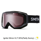 Smith Scope Goggles 2016, Black-Ignitor Mirror, medium