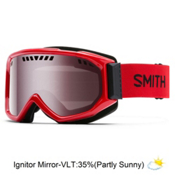 Smith Scope Goggles 2017, Fire-Ignitor Mirror, medium