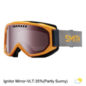 Smith Scope Goggles 2017, Solar-Ignitor Mirror, medium