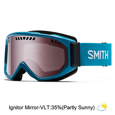Smith Scope Goggles, Pacific-Ignitor Mirror, viewer
