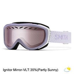 Smith Transit Womens Goggles 2017, Lunar-Ignitor Mirror, 256