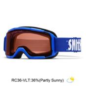 Smith Daredevil Kids Goggles 2016, Cobalt-Rc36, medium