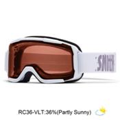 Smith Daredevil Kids Goggles 2016, White-Rc36, medium