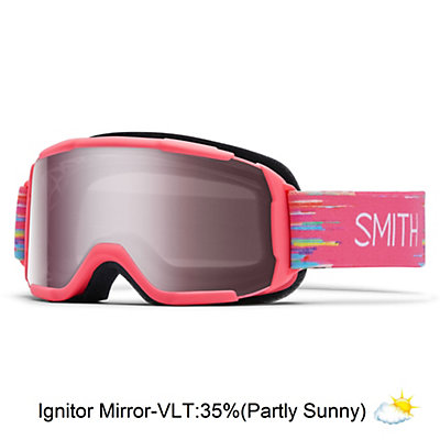 Smith Daredevil Girls Goggles, , viewer