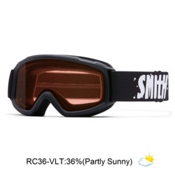 Smith Sidekick Kids Goggles 2016, Black-Rc36, medium
