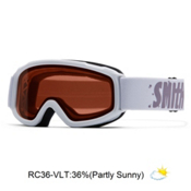 Smith Sidekick Kids Goggles 2016, White-Rc36, medium