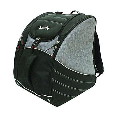 Swix Road Trip Tri-Pack Ski Boot Bag, Black-Charcoal, viewer