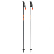 Swix Medieval+ Ski Poles, Sonic Orange, medium