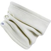 Turtle Fur Polartec Thermal Pro Stria Neck Warmer, Cream, medium