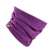 Turtle Fur Polartec Thermal Pro Stria Neck Warmer, Violet, medium