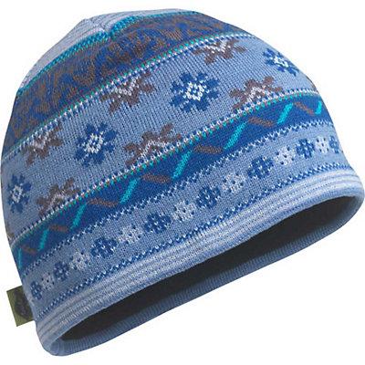 Turtle Fur Saami Knit Beanie, Black, viewer